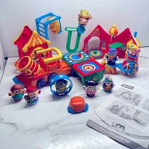 Little People Circus Friends Gift Set